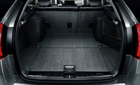 2011 Honda Accord Crosstour, Trunk space. , manufacturer, interior
