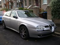 2001 Alfa Romeo 156, 54, exterior, gallery_worthy