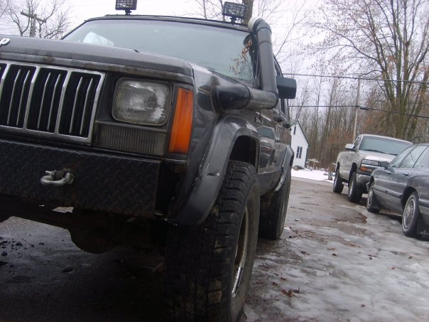 Picture of 1990 Jeep Cherokee