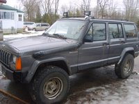 Picture of 1990 Jeep Cherokee, exterior