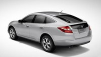 2011 Honda Accord Crosstour, Back, three quarter left view. , exterior, manufacturer