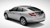 2011 Honda Accord Crosstour, Back, three quarter left view. , manufacturer, exterior