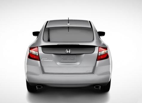2011 Honda Accord Crosstour, Rear view. , exterior, manufacturer, gallery_worthy