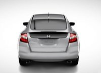 2011 Honda Accord Crosstour, Rear view. , exterior, manufacturer