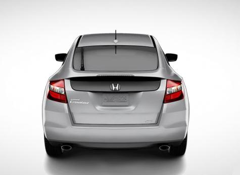2011 Honda Accord Crosstour, Rear view. , manufacturer, exterior