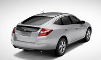 2011 Honda Accord Crosstour, Right, three quarter back view. , exterior, manufacturer