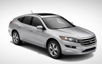 2011 Honda Accord Crosstour, Front, right quarter view. , exterior, manufacturer