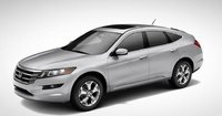 2011 Honda Accord Crosstour, Front, left quarter view. , exterior, manufacturer