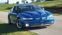 1998 Pontiac Grand Prix 2 Dr GTP Supercharged Coupe picture, exterior