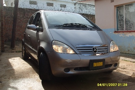 Picture of 2000 Mercedes-Benz A-Class