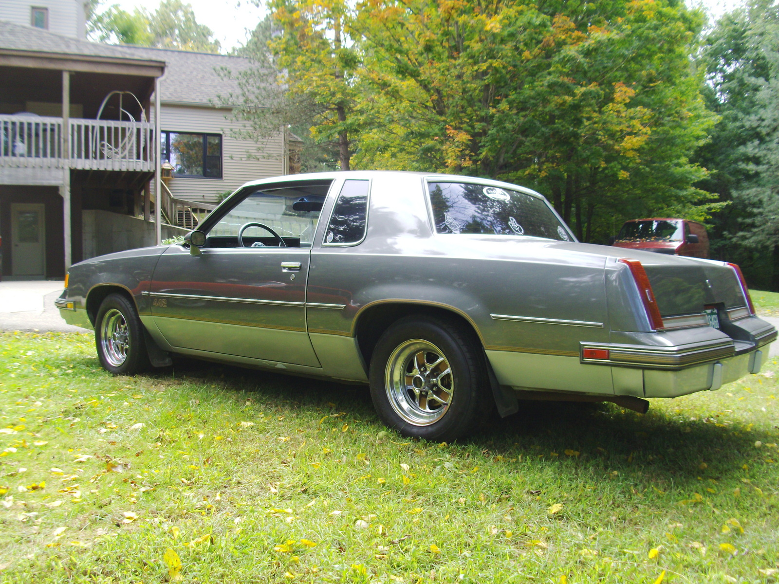1987 Oldsmobile 442 picture, exterior