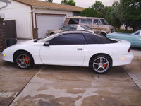 Picture of 1996 Chevrolet Camaro Z28, exterior