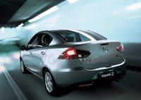 2010 Mazda MAZDA2, Sedan back view; Copyright Wikicars, exterior