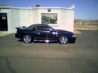 1995 Ford Mustang GT Convertible, My 95 mustang GT, exterior