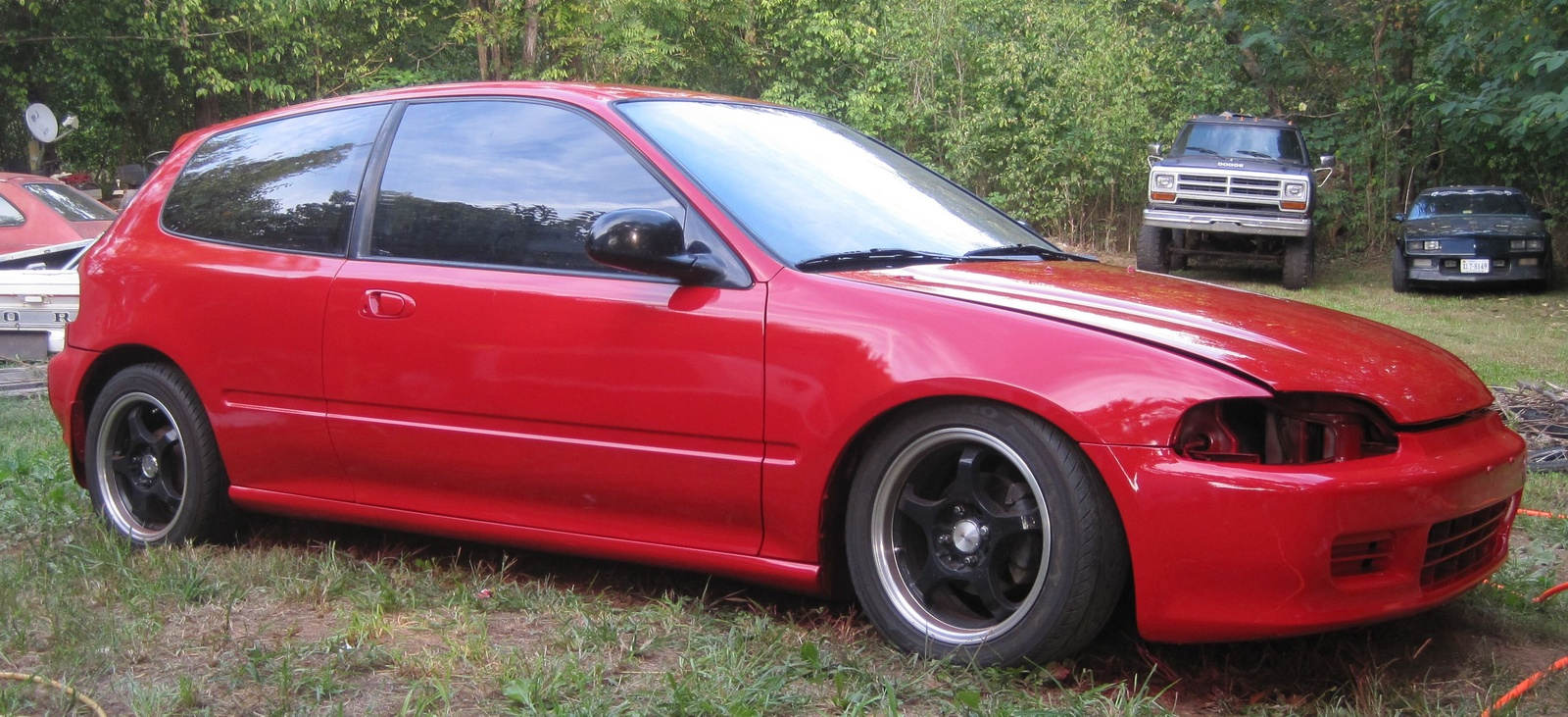 1993 honda civic hatchback - photo #18