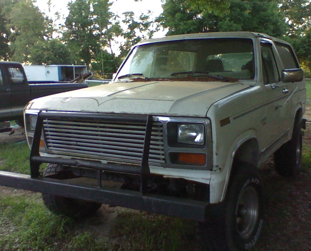 1986 Ford Bronco Overview Cargurus 1969 Xlt