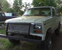 1986 Ford Bronco Picture Gallery