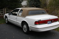 1997 Mercury Cougar 2 Dr XR7 Coupe picture, exterior