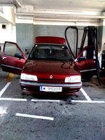 1989 Renault 21 Overview