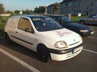 1996 Renault Clio, Renault Clio Expresspizza, exterior
