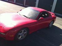 Picture of 1993 Mazda RX-7 Turbo, exterior
