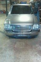 2000 Ford Ranger XLT Extended Cab Stepside SB, My lowrider, exterior