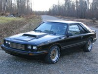 1981 Mercury Capri Overview