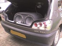 Picture of 1995 Peugeot 306, interior, gallery_worthy