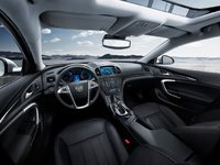 2011 Buick Regal CXL picture, interior