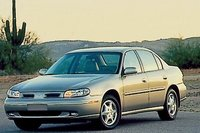 1999 Oldsmobile Cutlass 4 Dr GLS Sedan picture, exterior