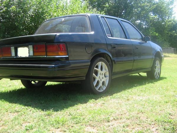 Picture of 1989 Dodge Shadow