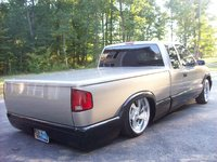 Picture of 1998 Chevrolet S-10 LS Extended Cab RWD, exterior, gallery_worthy