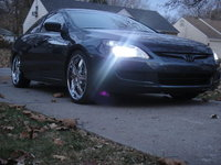 Picture of 2003 Honda Accord EX V6 Coupe, exterior