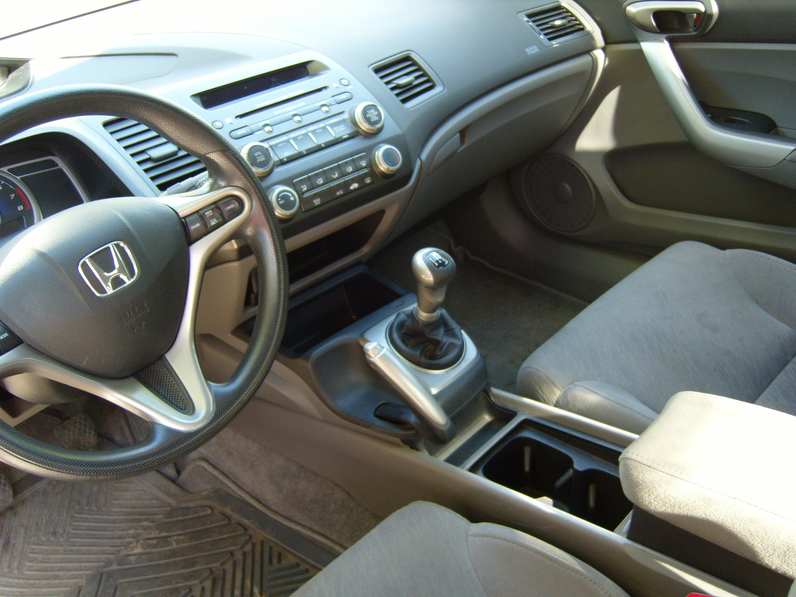 civic 2007 honda interior coupe ex cargurus