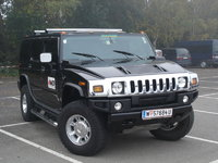 Picture of 2003 Hummer H2, exterior