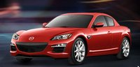 2011 Mazda RX-8, Front, three quarter view. , exterior, manufacturer