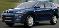 2011 Mazda CX-9, Three, quarter left view. , exterior, manufacturer
