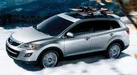 2011 Mazda CX-9, Left side shot in motion., exterior, manufacturer