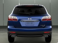 2011 Mazda CX-9, Back view. , manufacturer, exterior, interior