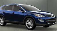 2011 Mazda CX-9, Three quarter view. , exterior, manufacturer