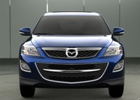 2011 Mazda CX-9, Front view. , exterior, manufacturer, gallery_worthy