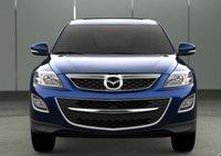 2011 Mazda CX-9, Front view. , exterior, manufacturer