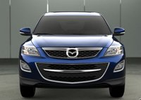 2011 Mazda CX-9, Front view. , exterior, manufacturer