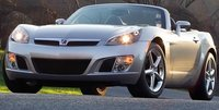 2009 Saturn Sky, Front view in motion. , exterior, manufacturer