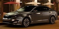 2011 Kia Optima, Front quarter view. , exterior, manufacturer