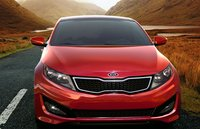 2011 Kia Optima, Front view. , exterior, manufacturer