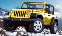 2011 Jeep Wrangler, Front view. , exterior, manufacturer