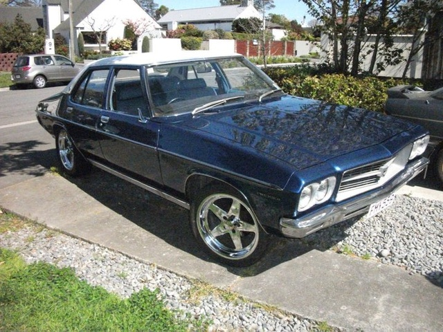Picture of 1973 Holden Premier, exterior, gallery_worthy