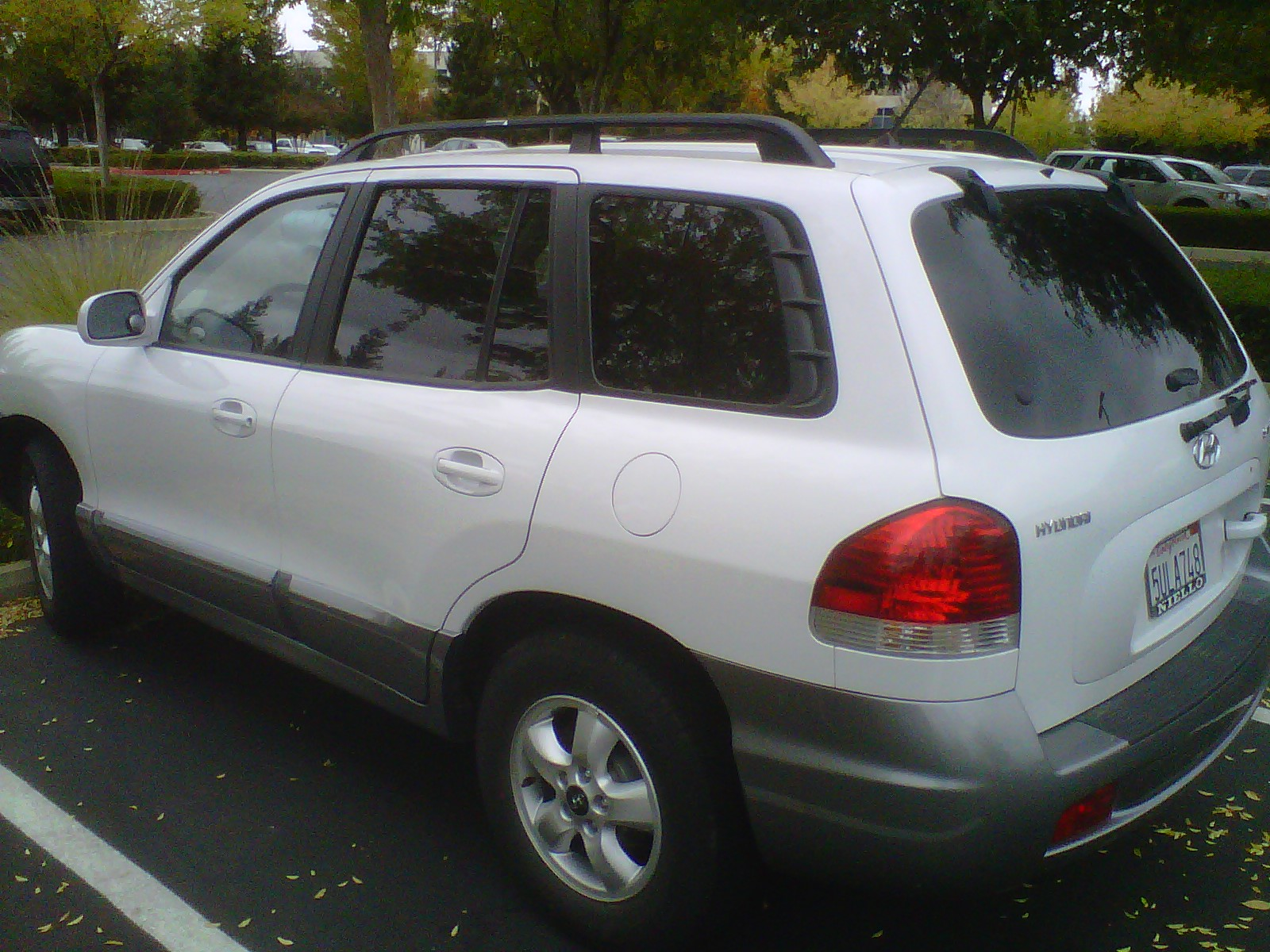 2006 Hyundai Santa Fe - Pictures