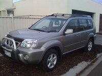 2003 Nissan X-Trail Overview